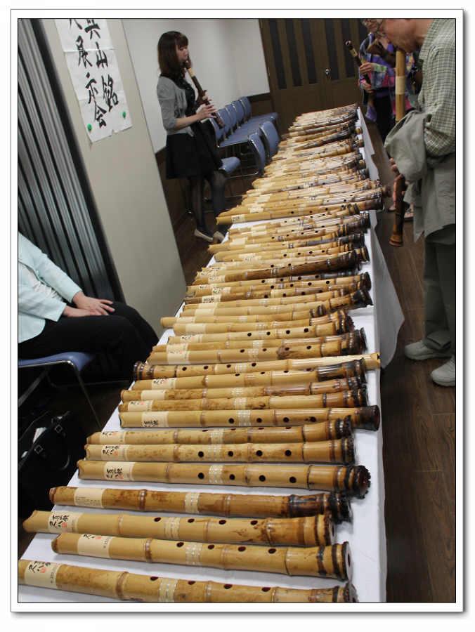 日本尺八四季曲谱